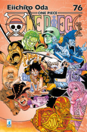One piece. New edition. 76.