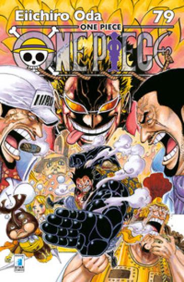 One piece. New edition. 79. - Eiichiro Oda  