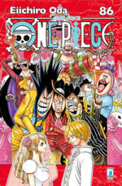 One piece. New edition. 86.