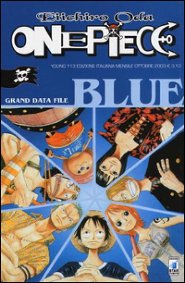 One piece blu - Eiichiro Oda |