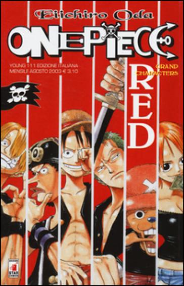 One piece red - Eiichiro Oda |