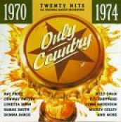Only country 1970-1974