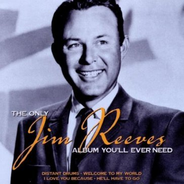 Only jim reeves album