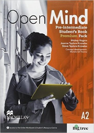 Open mind. Pre-intermediate. Student's book-Workbook. Without key. Student's resources centre. Per le Scuole superiori. Con e-book. Con espansione online