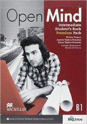 Open mind intermediate. Student's book-Workbook. Con e-book. Con espansione online. Per le Scuole superiori