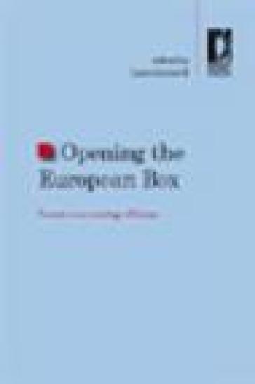 Opening the european box. Towards a new sociology of Europe - L. Leonardi  
