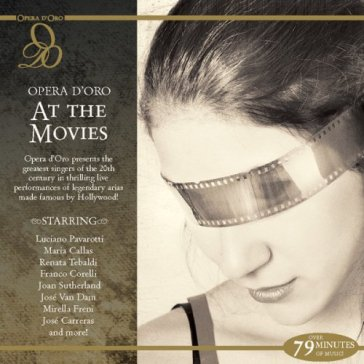 Opera d'oro at the movies