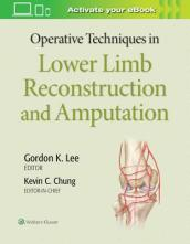 Operative Techniques in Lower Limb  Reconstruction and Amputation