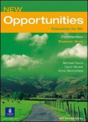 Opportunities. Pre-intermediate. Student