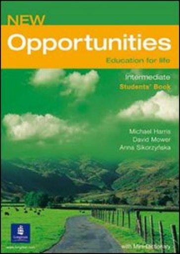 Opportunities. Intermediate. Powerbook. Per le Scuole superiori