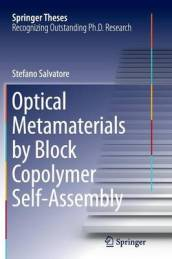 Optical Metamaterials by Block Copolymer Self-Assembly