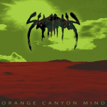 Orange canyon mind