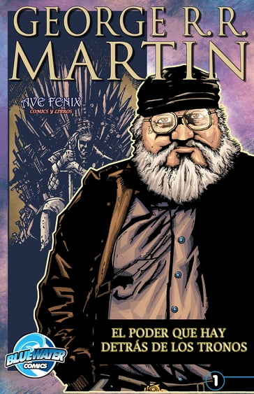 Orbit: George R.R. Martin: The Power Behind the Throne :Spanish Edition