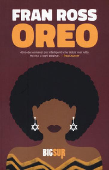 Oreo - Fran Ross | Thecosgala.com