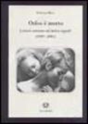 Orfeo è morto. Lettere intorno un'amica uguale (1997-2001) - Federica Marte | Kritjur.org