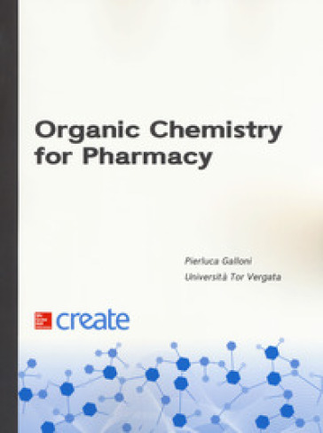 Organic chemistry for pharmacy - Pierluca Galloni | Jonathanterrington.com