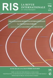 Organisations sportives internationales