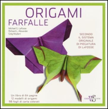 Origami. Farfalle - Michael G. LaFosse | Jonathanterrington.com