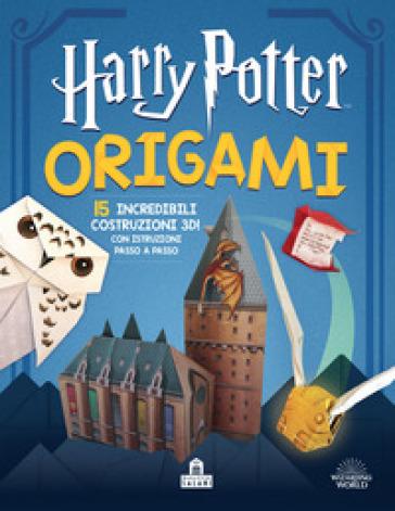 Origami. Harry Potter. Ediz. a colori - P. Spaziante  