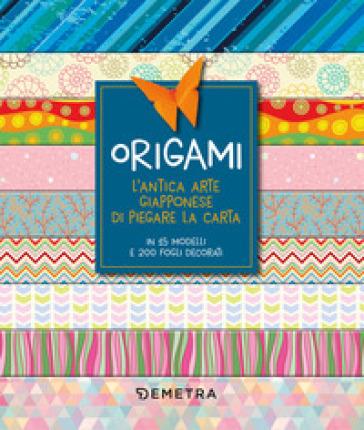 Origami box. L'antica arte giapponese di piegare la carta. Con gadget -  pdf epub