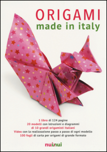 Origami made in Italy. Con gadget