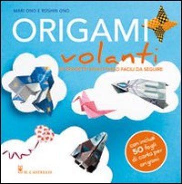 Origami volanti - Mari Ono   Rochesterscifianimecon.com