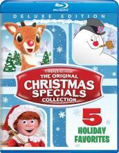 Original Christmas Specials Collection (4 Blu-Ray) [Edizione: Stati Uniti]