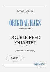 Original Rags - Double Reed Quartet (parts)