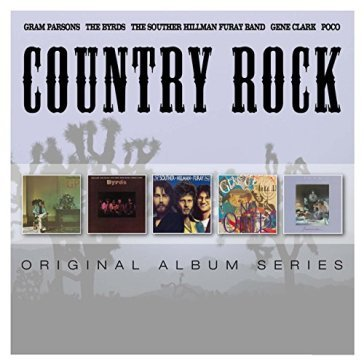 Original album series: country