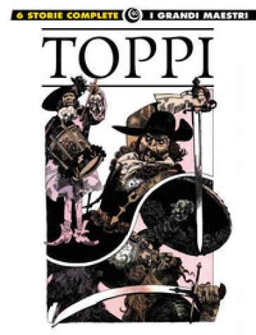 Orizzonti - Sergio Toppi |