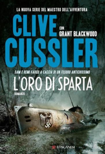Oro di Sparta (L') - Clive Cussler |