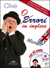 Orrori in inglese. Con CD Audio