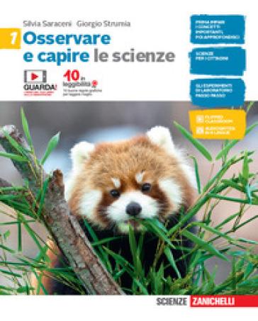 Osservare e capire. Le scienze. Per le Scuole superiori. Con e-book. 1. - Silvia Saraceni pdf epub