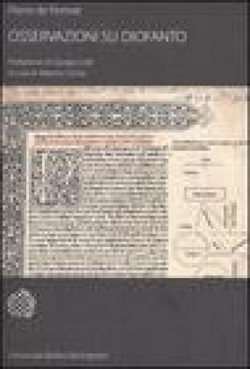 Osservazioni su Diofanto - Pierre de Fermat | Thecosgala.com