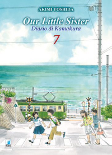 Our little sister. Diario di Kamakura. 7. - Akimi Yoshida   Rochesterscifianimecon.com