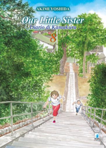 Our little sister. Diario di Kamakura. 8. - Akimi Yoshida | Rochesterscifianimecon.com