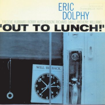 Out to lunch (rudy van gel