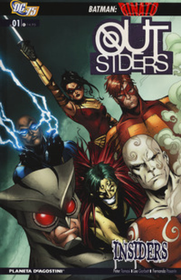 Outsiders. 1: Insiders - Peter Tomasi |