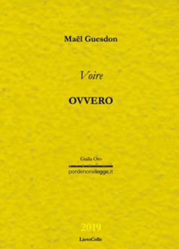 Ovvero - Mael Guesdon | Ericsfund.org