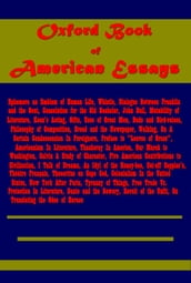 Oxford Book of American Essays