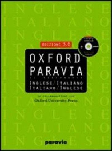 Oxford paravia il dizionario inglese italiano italiano for Traduzione da inglese a italiano