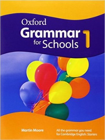 Oxford grammar for schools. Student's book. Per la Scuola media. Con DVD-ROM. 1.