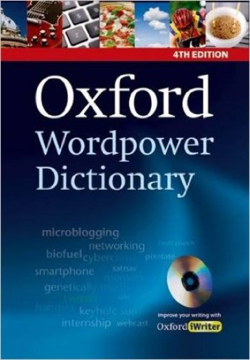 Oxford wordpower dictionary. Con CD-ROM