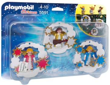 Playmobil angeli decorativi idee regalo mondadori store - Finestre usate in regalo ...