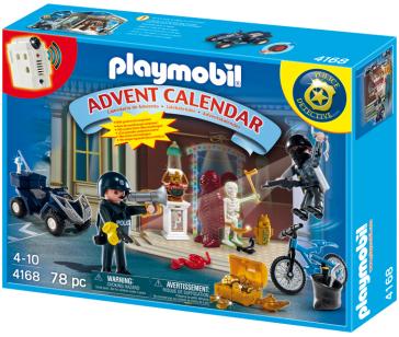Calendario Avvento Playmobil.Playmobil Calendario Avvento Polizia