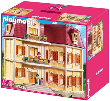 Playmobil nuova grande casa bambole idee regalo for Idee regalo casa nuova