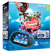 PS Vita WiFi + Little Big Planet