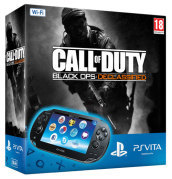 PS Vita WiFi + Card 4GB + COD Black Ops