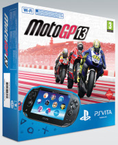 PS Vita WiFi + Moto GP 13