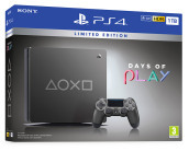 PS4 1TB Days of Play Special Edition